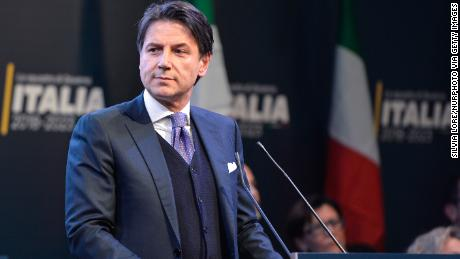Italy's Five Star Movement has put forward political novice Giuseppe Conte as its pick for the country's next prime minister.