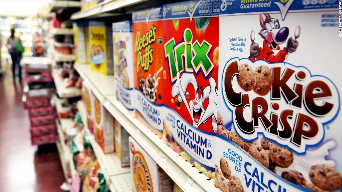 General Mills raised prices and it's working
