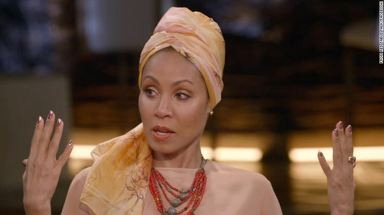 Jada Pinkett Smith opens up about hair loss