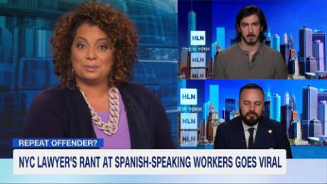 NYC lawyer's rant at Spanish-speaking workers goes viral_00020709