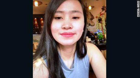 Jastine Valdez disappeared on Saturday afternoon in Ireland.