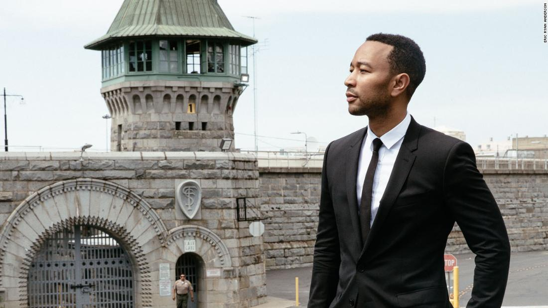 John Legend and Rashad Robinson: End money bail now