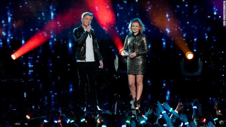 american idol crowns winner with a twist cnn