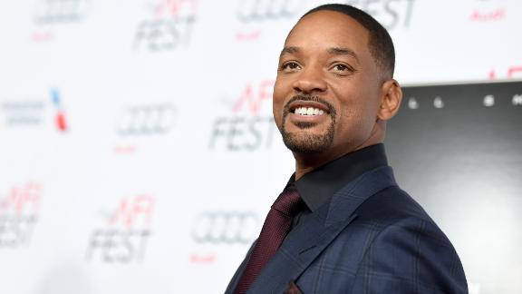 Will Smith made his 50th birthday one to remember.