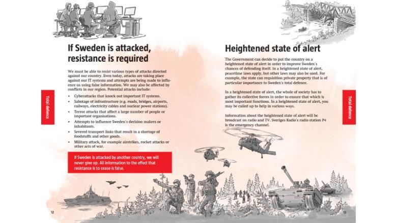 Sweden to send war pamphlet to 4.8 million households (edition.cnn.com)