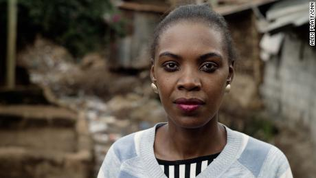 "Health worker Elizabeth Wanjiru told CNN that women in Kibera are ""crying,"" asking her for free family planning."