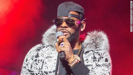 R. Kelly sued for alleged sexual assault