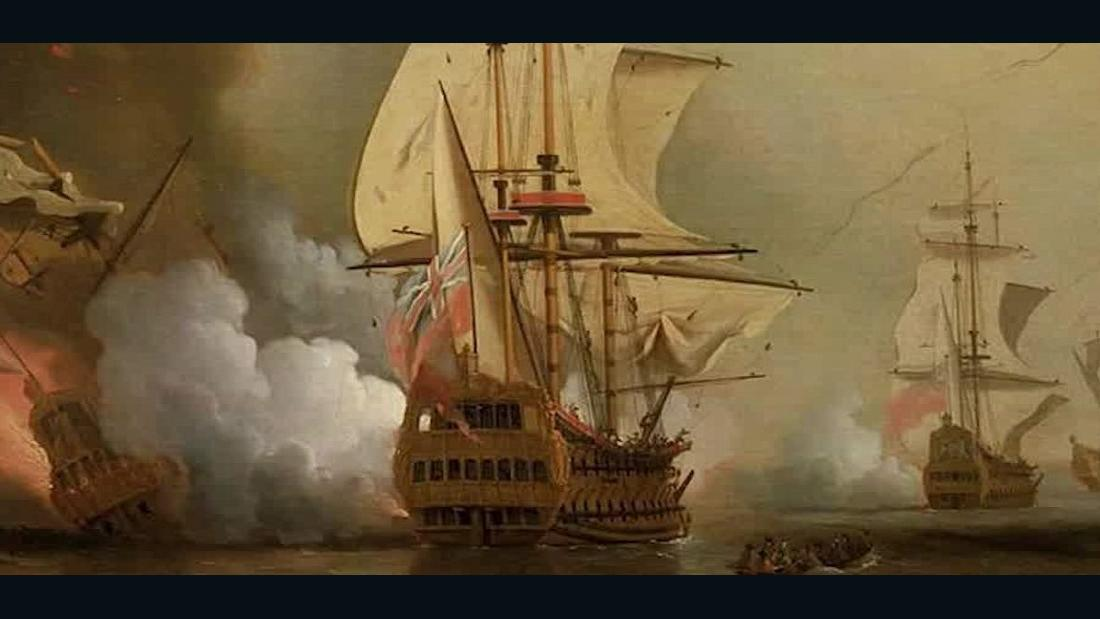 Researchers offer new details how they found a 300-year-old ship that sank with $17 billion in treasure