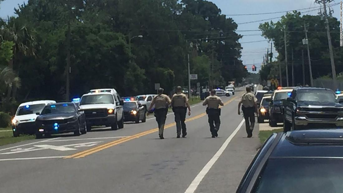 Panama City Incident Suspect Barricaded In Apartment