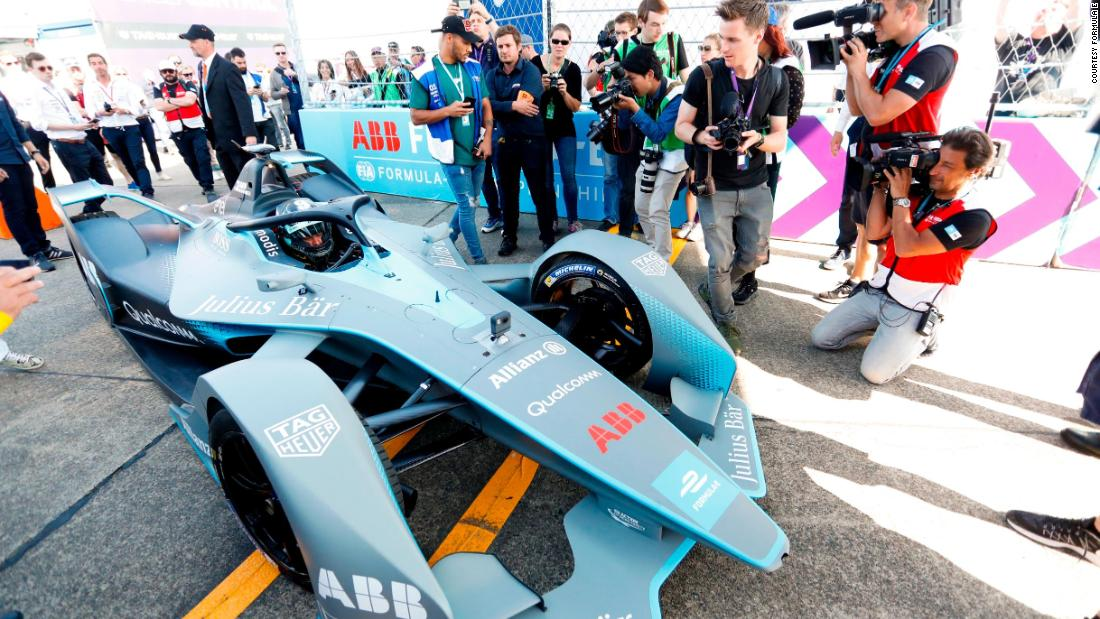 Viewers will be able to watch the Gen2's official debut when the fifth Formula E season begins in Saudi Arabia later this year.
