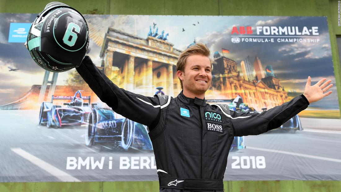 Since retiring in 2016, Rosberg has become an investor and shareholder in Formula E.
