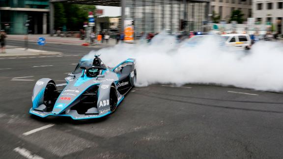 """""""It is a huge step in technology and innovation,"""" Rosberg told CNN"""