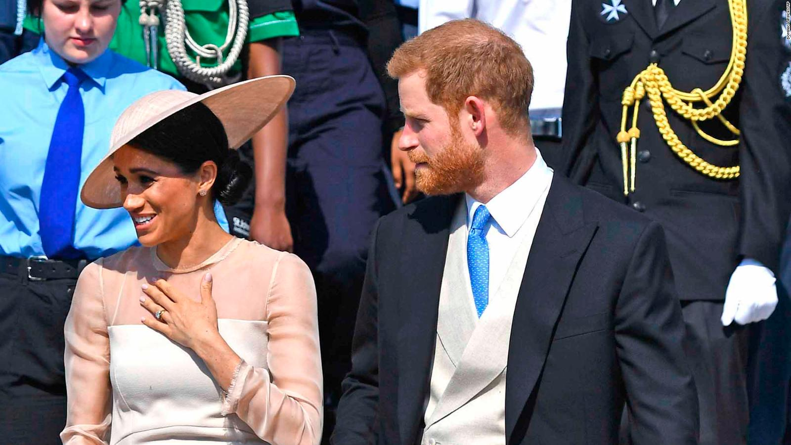 harry and meghan make first post wedding appearance cnn harry and meghan make post wedding appearance