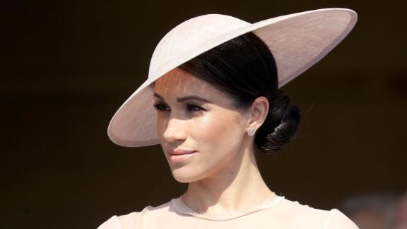 Meghan, Duchess of Sussex, attends The Prince of Wales