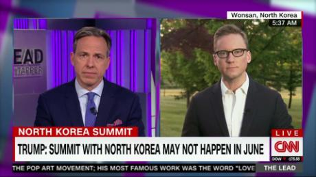 CNN live in N Korea as it preps to dismantle nuke test site