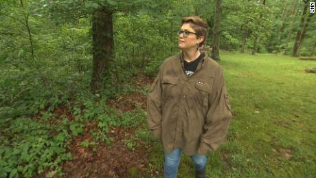 Survivor of near-fatal tick bite has a lesson for summer
