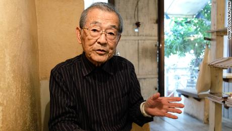 Dr. Makoto Suzuki, 84, has studied the secrets of long life for the almost four decades.