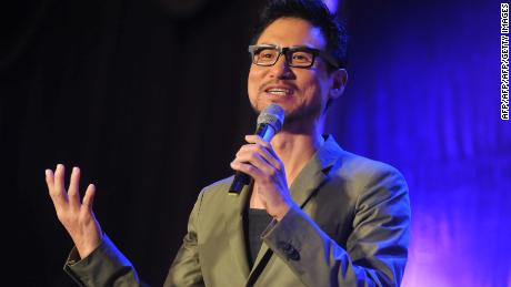 "Hong Kong singer Jacky Cheung performs during a live concert to promote his new album in Taipei on July 21, 2013.  Cheung's new album ""1/2 Century Tour Jacky Cheung"" was released on July 19, 2013. AFP PHOTO / Mandy CHENG        (Photo credit should read Mandy Cheng/AFP/Getty Images)"