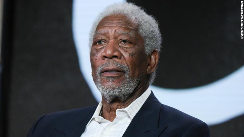 Visa suspends Morgan Freeman ad campaign