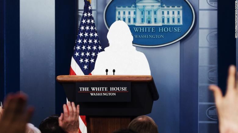 MISSING: The White House press briefing - CNNPolitics