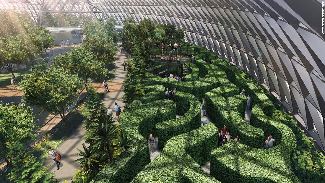 Jewel Changi: Get sneak peek at Singapore\'s airport addition   CNN ...