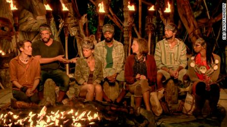 The season finale of 'Survivor' was full of surprises.