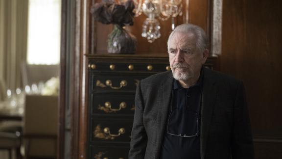 Brian Cox in 'Succession'