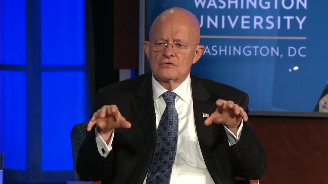 Clapper: 'Harder and harder to believe' Trump didn't know about campaign contacts with Russians - CNNPolitics