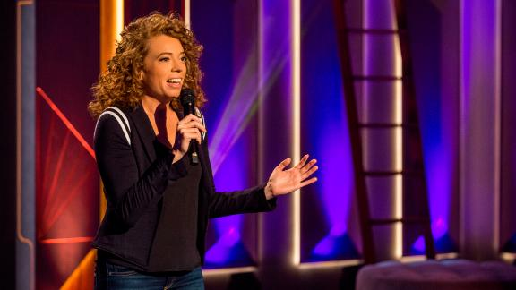 """The Break with Michelle Wolf"": Fresh off of her controversial appearance at the White House Correspondents' Dinner, Wolf launches a late night variety show. (Netflix)"