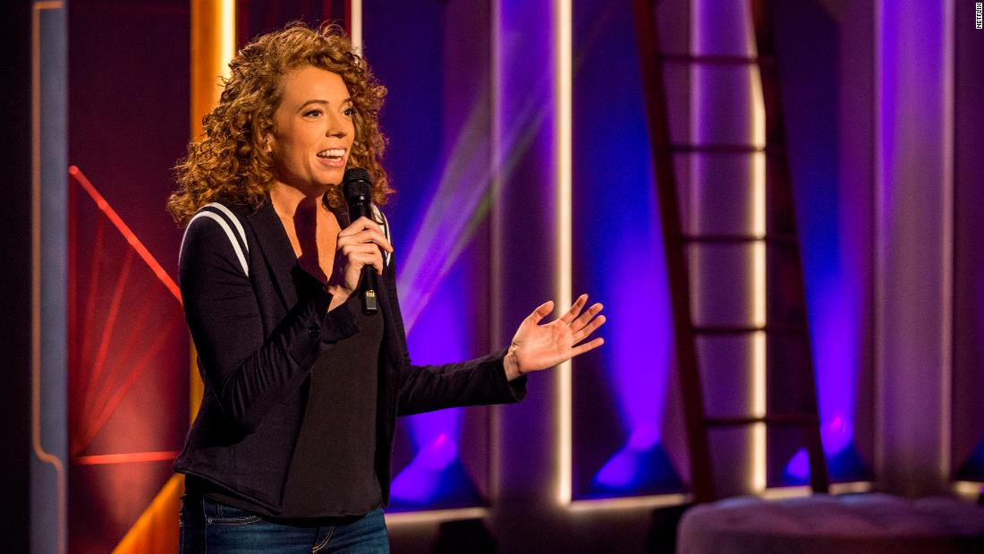 "<strong>""The Break with Michelle Wolf""</strong>: Fresh off of her <a href=""https://www.cnn.com/2018/04/29/politics/michelle-wolf-whcd-takeaways/index.html"" target=""_blank"">controversial appearance at the White House Correspondents' Dinner, </a>Wolf launches a late night variety show. <strong>(Netflix) </strong>"