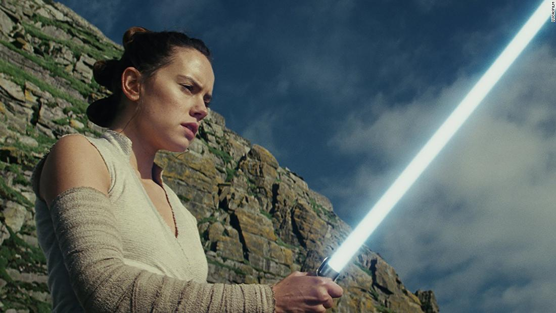 "<strong>""Star Wars: The Last Jedi""</strong>: In the second installment of the ""Star Wars"" sequel trilogy, which follows 2015's ""Star Wars: The Force Awakens,"" Rey develops her newly discovered abilities with the guidance of Luke Skywalker..<strong>(Netflix) </strong>"