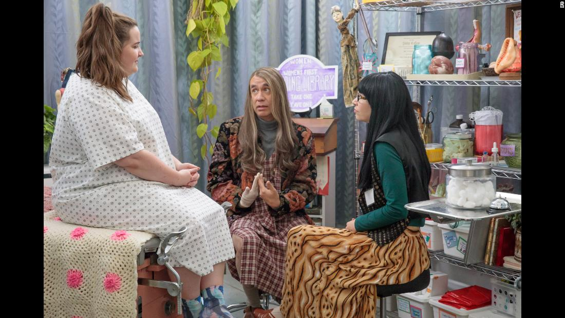 "<strong>""Portlandia"" Season 8</strong>: Aidy Bryant appears in this comedy series that pokes fun at life in Portland, Oregon and stars Fred Armisen and Carrie Brownstein. <strong>(Netflix) </strong>"