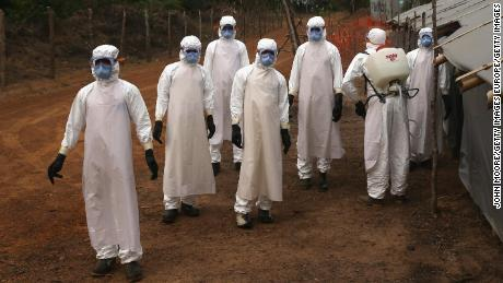 Ebola outbreak in Congo declared over