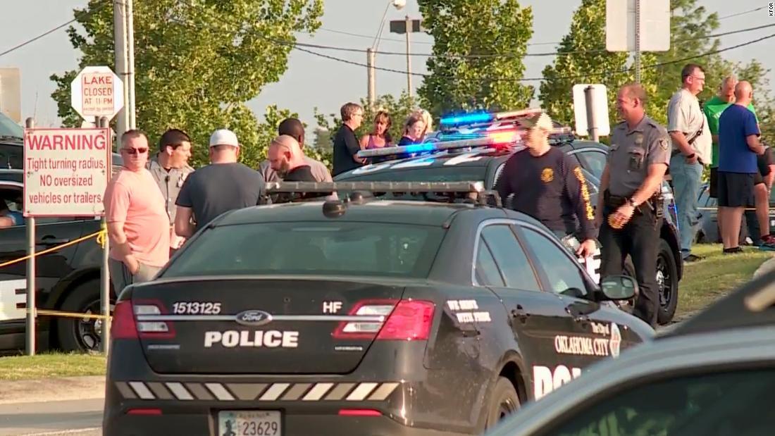 Armed bystanders kill shooter at Oklahoma City restaurant