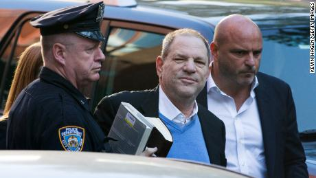 Harvey Weinstein's arrest is a key turning point