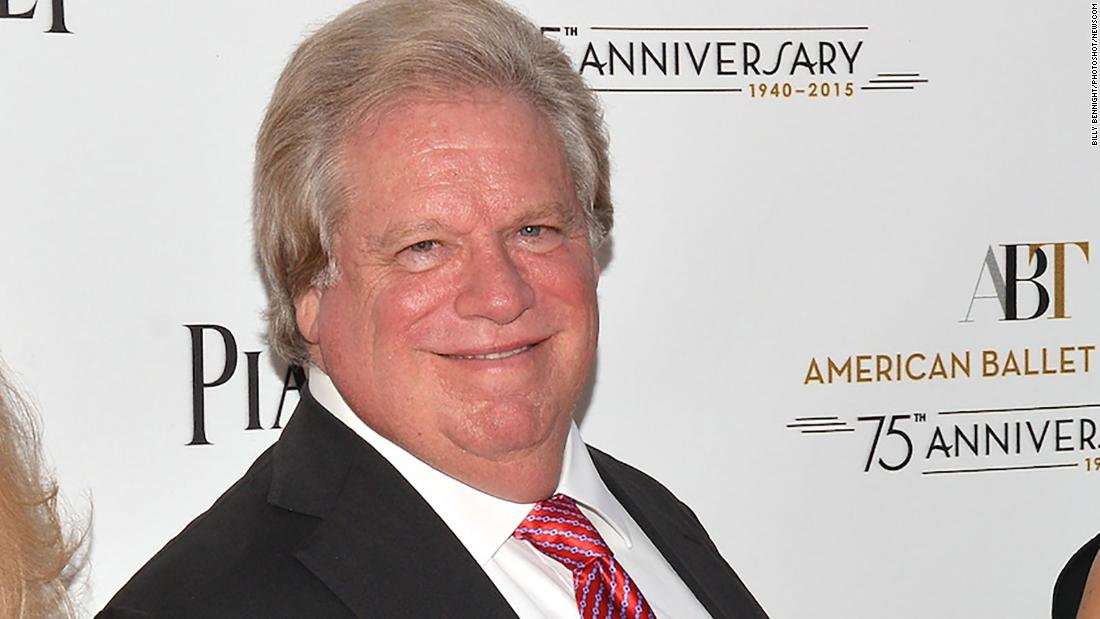 Elliott Broidy accuses former intelligence officials of helping Qatar hack his emails