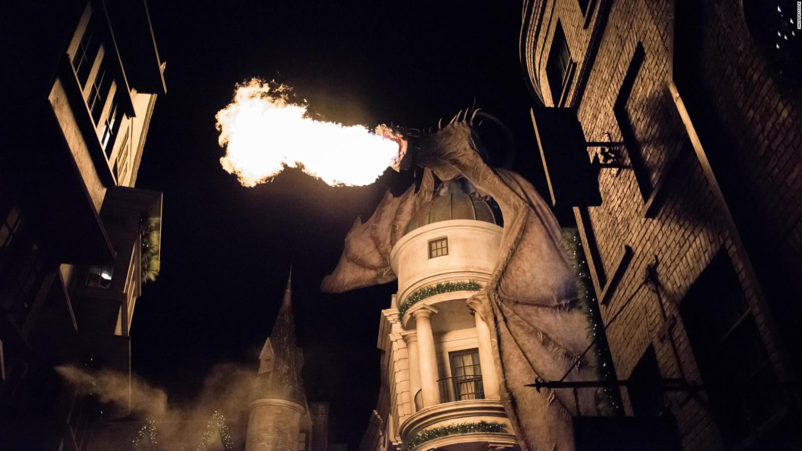 b70e3bf301 Wizarding World of Harry Potter takes on reluctant parent in Orlando   CNN  Travel