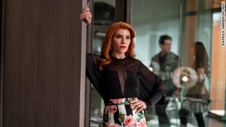 Julianna Margulies as Kitty Montgomery in AMC's 'Dietland.'