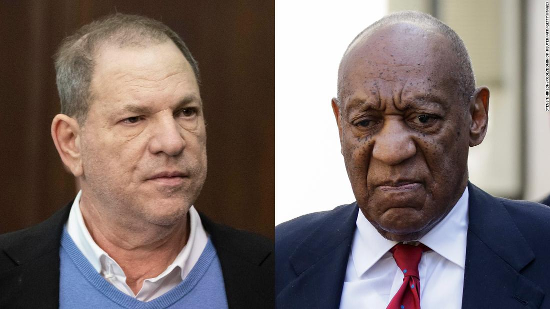 Harvey Weinstein's trial is closely tracking Bill Cosby's. But there's 1 major difference