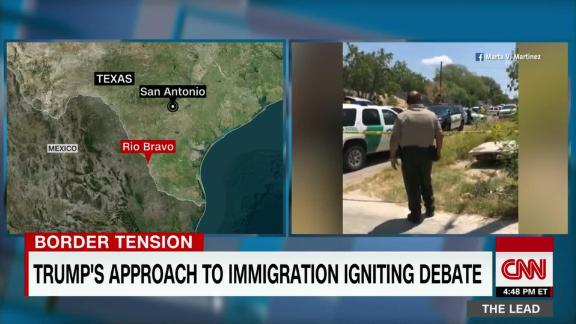 Official story changing on undocumented woman killed at border