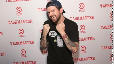 "WEST HOLLYWOOD, CA - APRIL 26:  Dillon Francis attends Comedy Central's ""Taskmaster"" Premiere Party at HYDE Sunset: Kitchen + Cocktails on April 26, 2018 in West Hollywood, California.  (Photo by Jesse Grant/Getty Images for Comedy Central)"