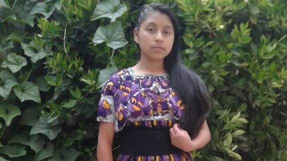 The Webb County medical examiner has identified the 20-year-old victim from the CBP shooting as Claudia Patricia Gomez Gonzalez. Her family released this photo.