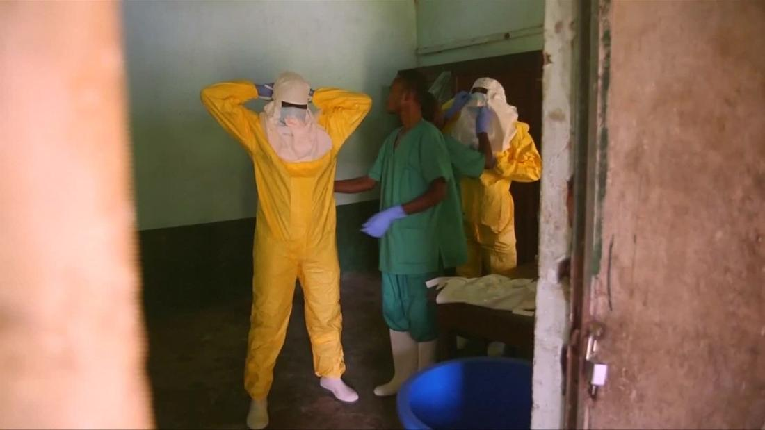 41 deaths from Ebola in Congo; health officials 'worried'