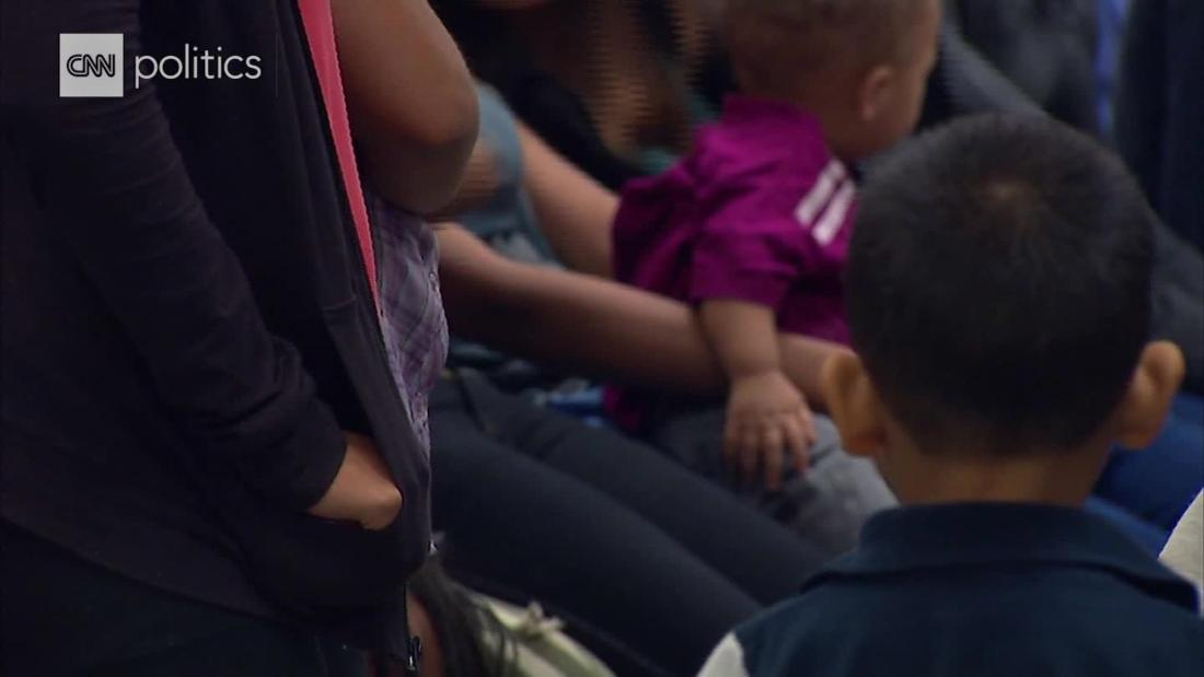 Catholic leader calls separating mothers and children at border 'immoral'
