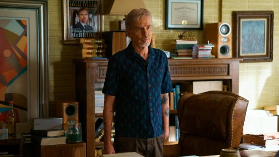 """Goliath"" Season 2: Billy Bob Thornton stars as washed up lawyer Billy McBride in this legal drama about a man who gets a second chance. (Amazon Prime)"