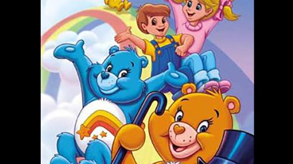 """The Care Bears Movie"": The Care Bears watch over a young brother and sister who have lost faith in this family film. (Amazon Prime)"