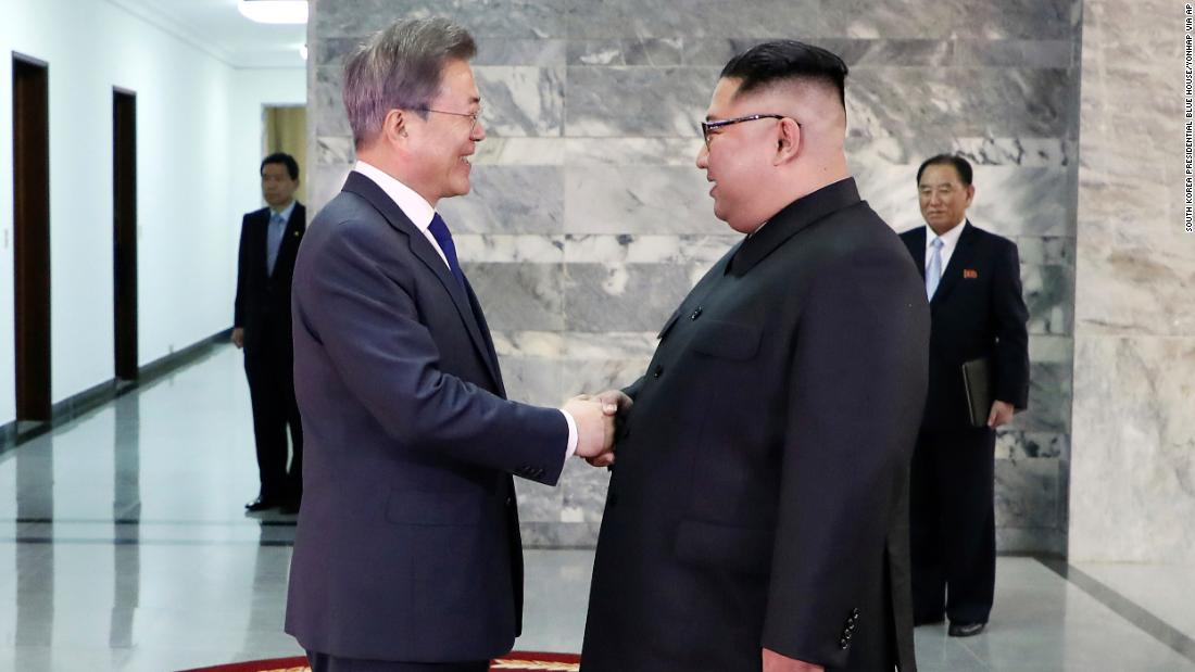 Trump: Date and location for Kim summit 'hasn't changed'