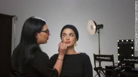 MAC Cosmetics published a video offering Muslim women makeup tips for suhoor.