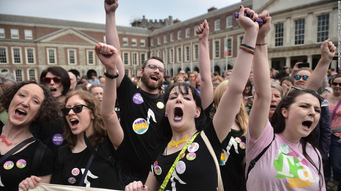 Ireland abortion bill passes parliament, set to be signed into law