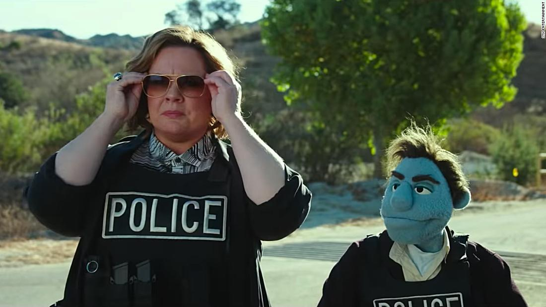 'Sesame Street' sues makers of raunchy puppet comedy 'The Happytime Murders'